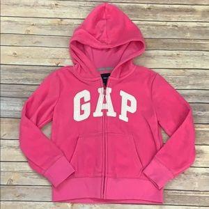 Gap Pink Fleece Sweatshirt